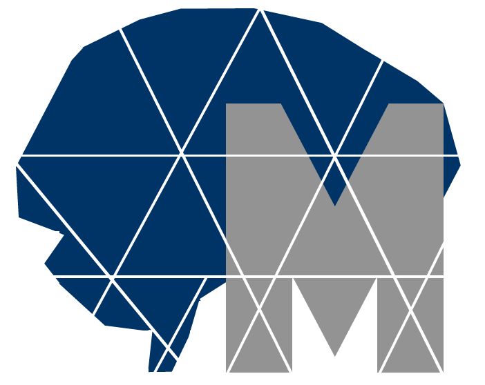 Matters of the Mind logo designed by Ben Gregson
