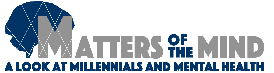 Matters of the Mind banner image designed by Ben Gregson